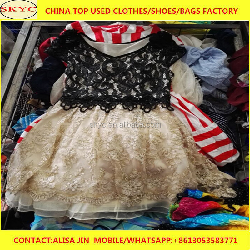93364da132d China used clothes factory Dongguan price list of used clothing for high  quality product