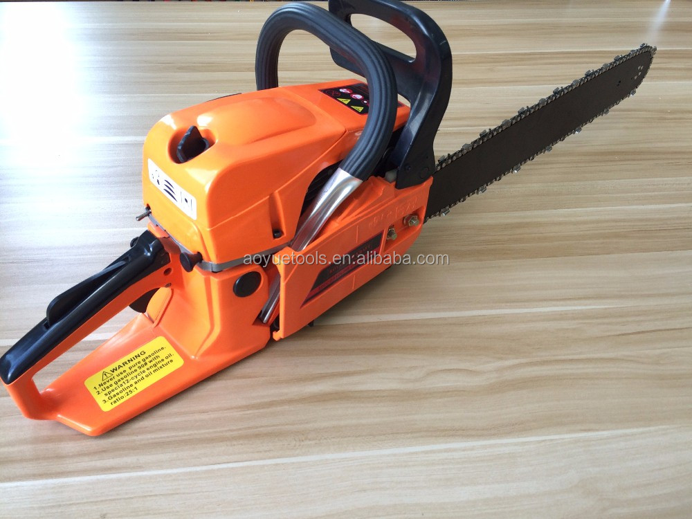 52CC chain <strong>saw</strong>,every month big quantity,5200 chainsaw