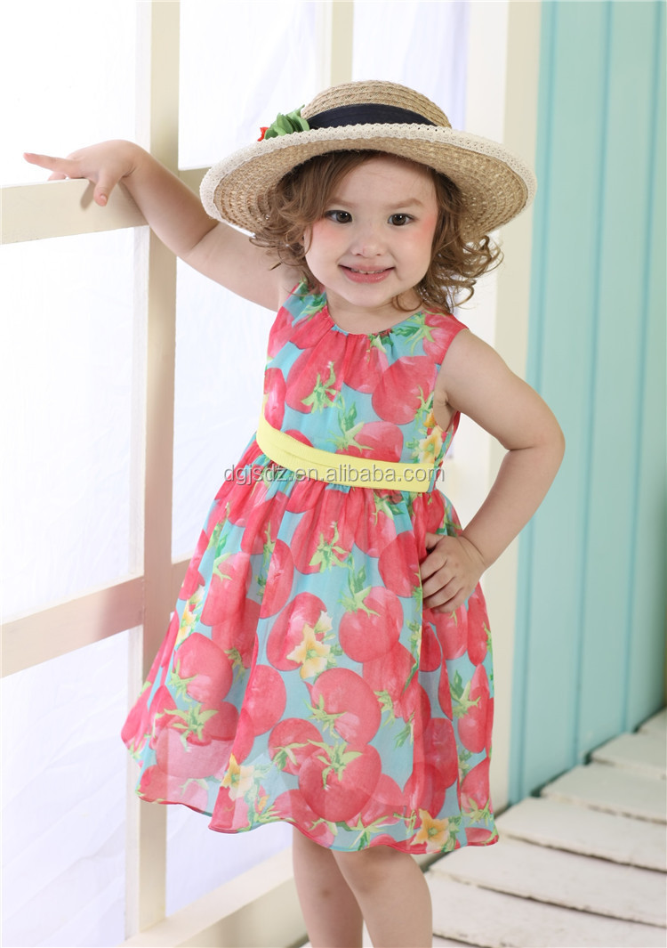 Little Girl Model Top 100 Wholesale Vintage Dress Baby Cotton Knit ...