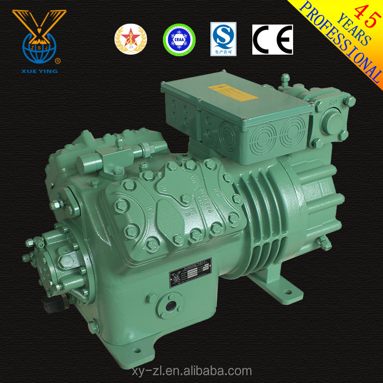 134a High Pressure Reciprocating Refrigeration Compressor