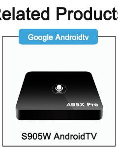 Powerful Android Tv Box X96 Max 4gb Ram 64gb Rom Amlogic S905x2 Quad