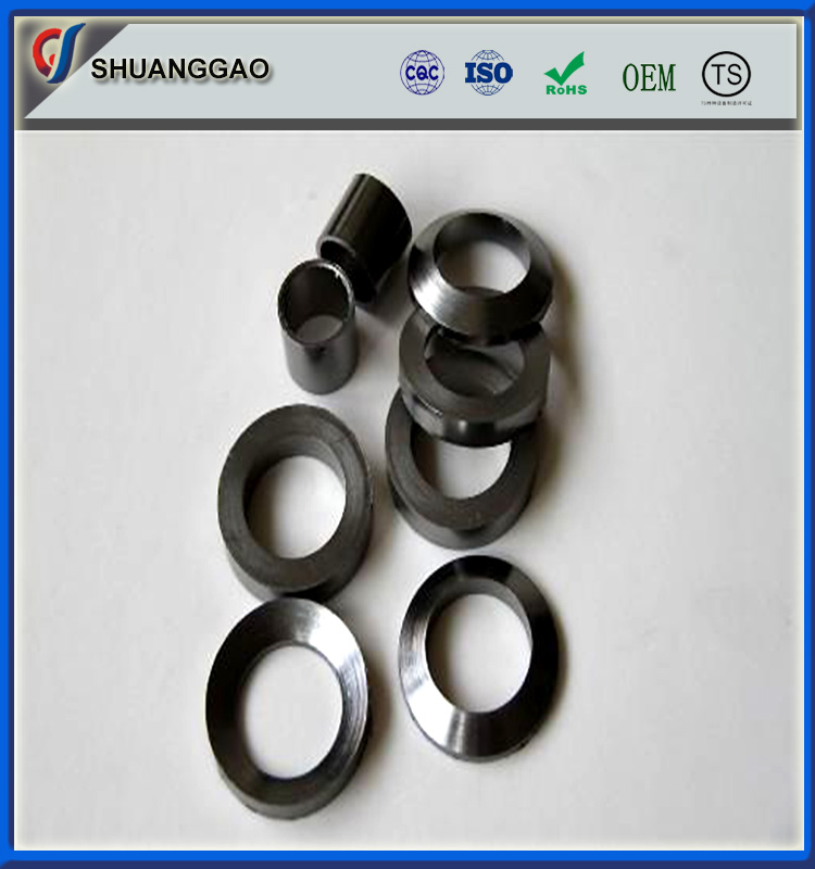 OEM wear resistance carbon fiber filled graphite valve seal ring