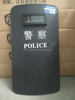 high quality ballistic shield bullet proof riot shield for sale