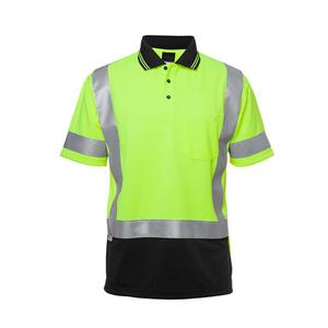 Custom Printing Logo Reflective Safety T Shirt