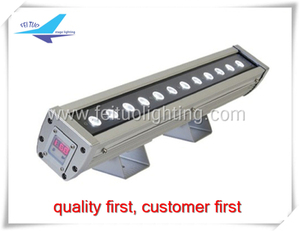 Hot Sell Bar Lighting 12x10w LED DMX Waterproof Mini Wall Light IP65 Wall Washer