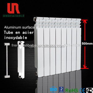 Small Room Gas Heaters High Output Water Heating Steel Radiator