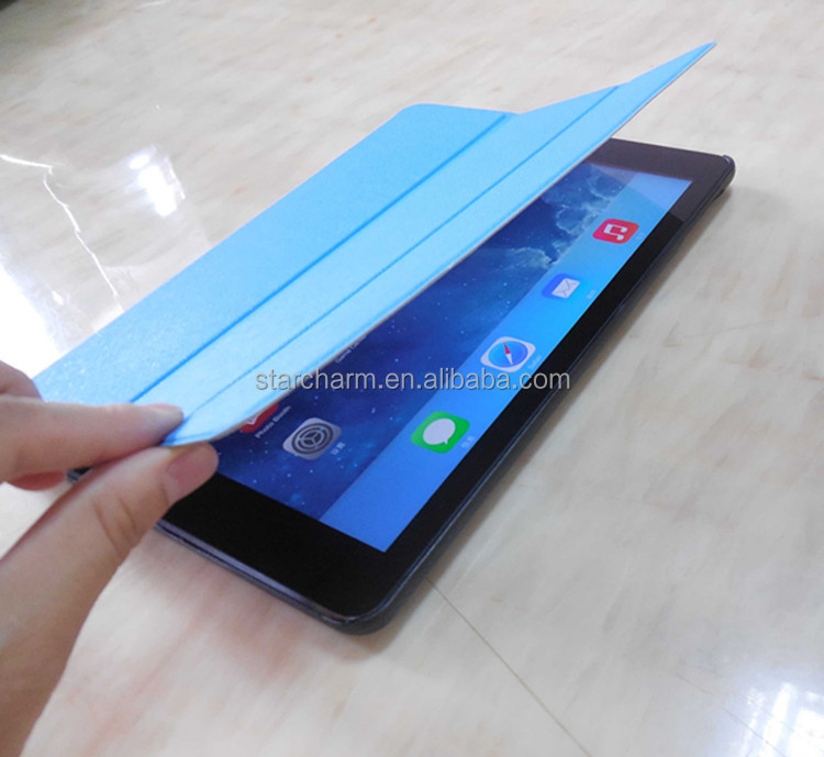 Shenzhen manufacture wholesale tablet envelope tablet pc case for ipad air