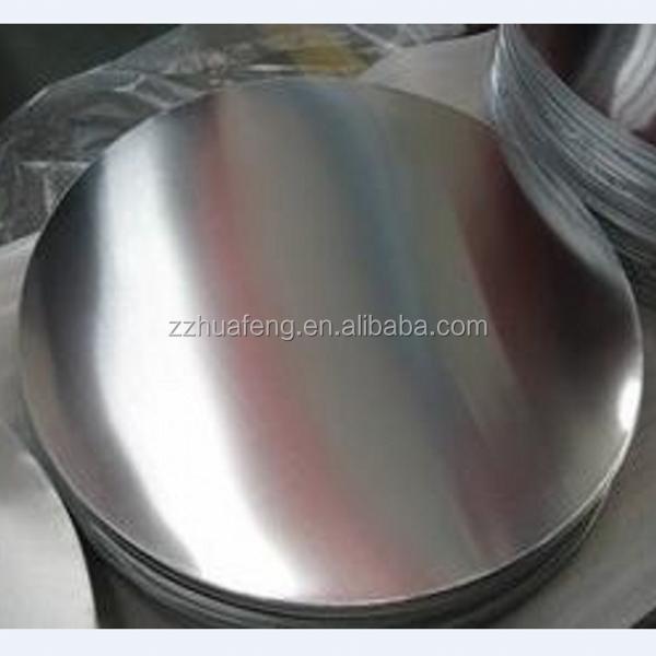 Round Aluminium Sheet