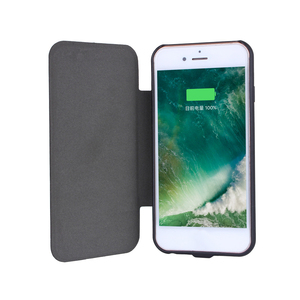 "3000mAh Solar Case 4.7"" 4.7 Inch Phone Backup Battery Back Clip Energy Case Solar Charger Power Bank For Iphone Series"