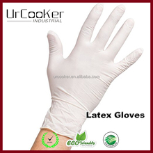 China medical latex examination gloves surgical supply latex gloves,safety disposable gloves