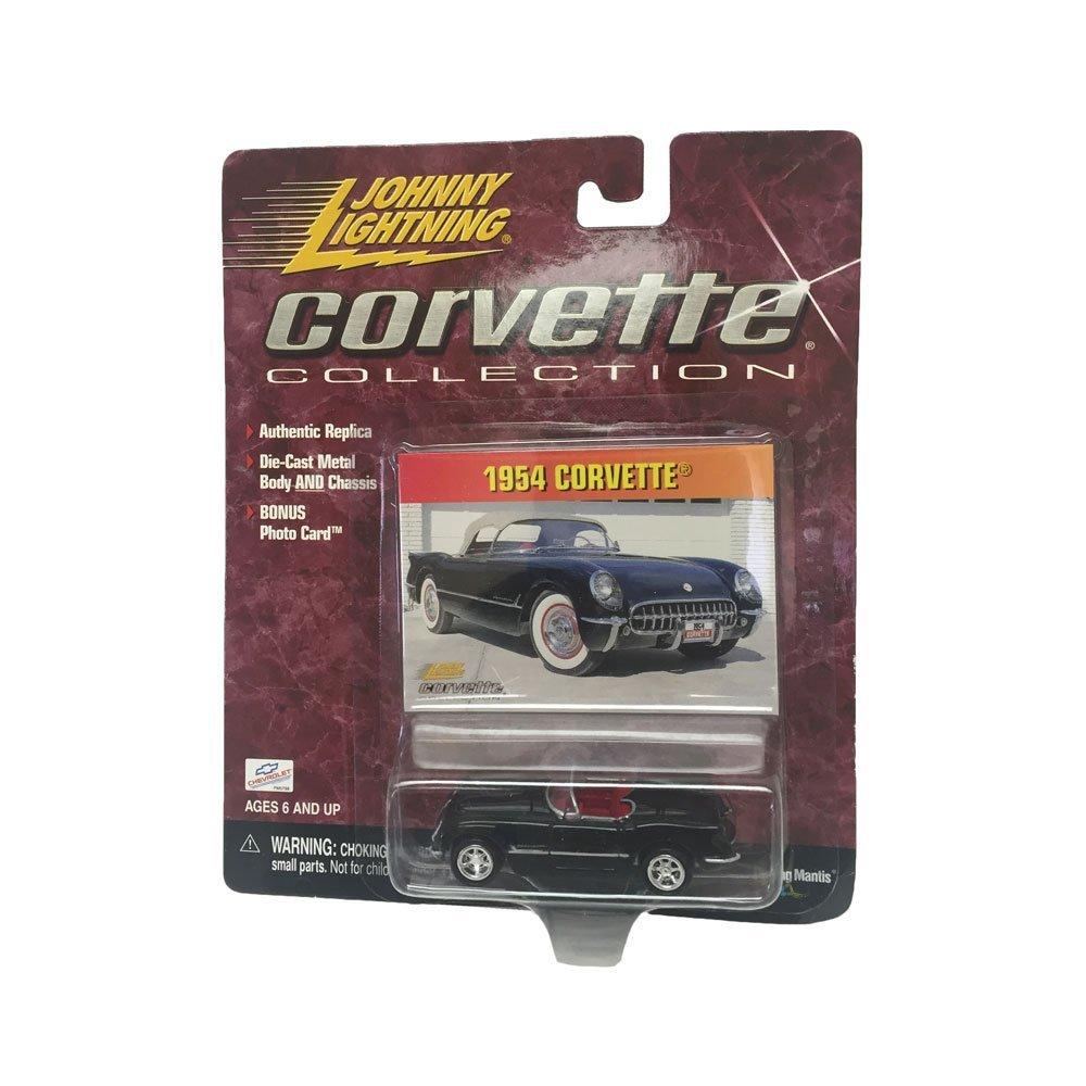 Johnny Lightning Corvette Collection 1954 Corvette Diecast Replicas