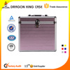 Aluminum cosmetic case light weight cosmetic case