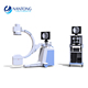 Mobile digital high frequency 5 kW mini c arm x ray machine