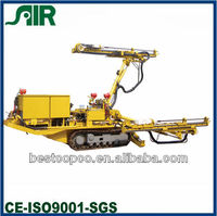 Big discount!!! Truck mounted drilling rig HJ821