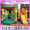 Animals amusement park/inflatable bouncy castle / Bouncer and Jumper for Kids