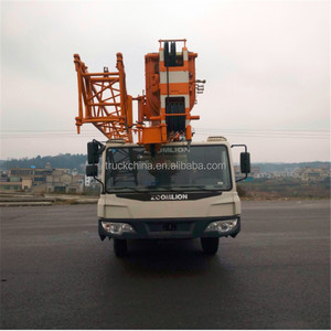 Zoomlion QY20H431 20 Ton Hydraulic Truck Mobile Crane for Sale