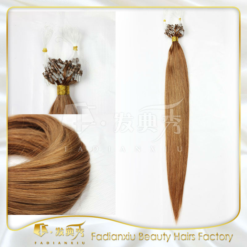 new arrival micro ring hair extension, loop hair extension, remy human hair extesnion