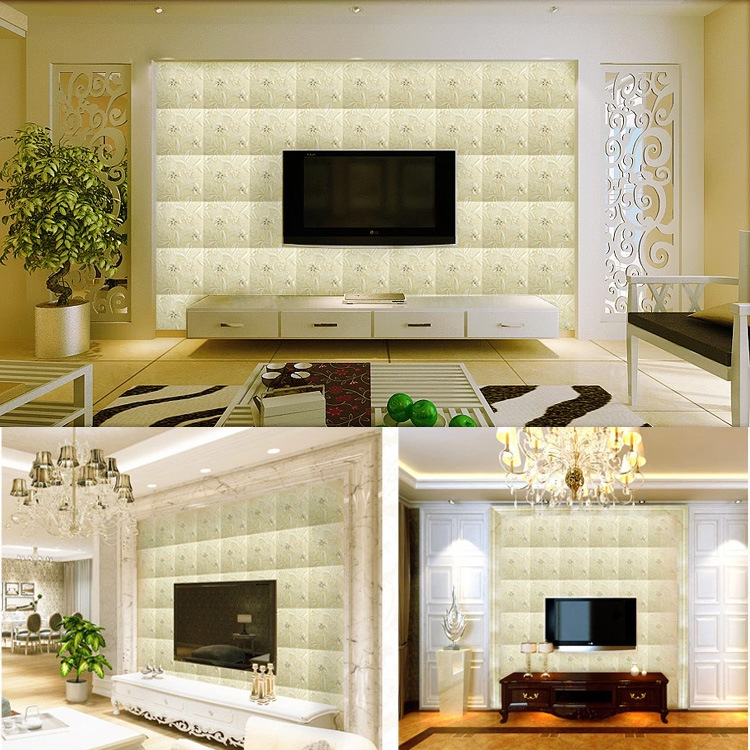 High Quality Glass Wall Decoration Entrance-hall Imitation Jade Electro-optic background wall mosaic tile in China