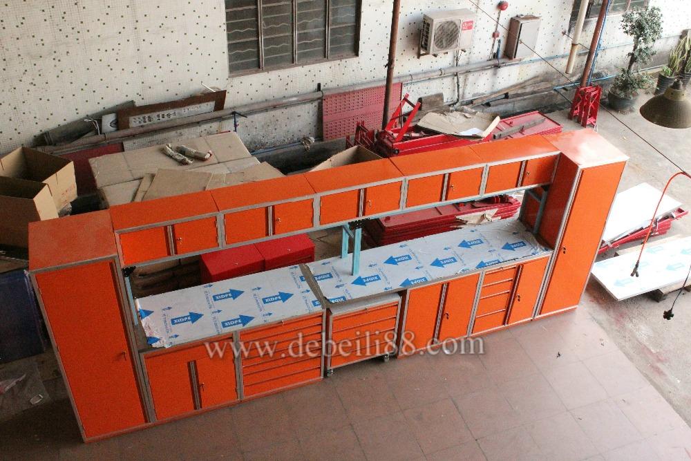 grille coulissante armoire de rangement d 39 outils pour garage ou un atelier armoire outils id. Black Bedroom Furniture Sets. Home Design Ideas