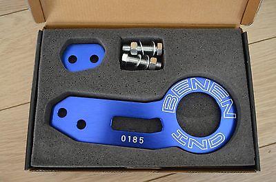 Синий Universal зад жгут крючки - для HONDA для SUBARU для CIVIC INTEGRA тип R JDM ер3 EK9 DC5 DC2