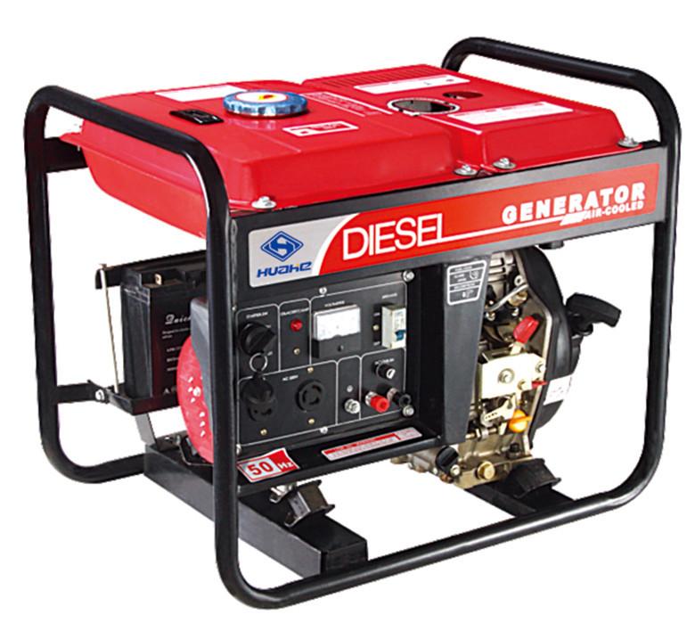 New Style! 2 Kva 220v Portable Diesel Generating,Huahe Diesel ...