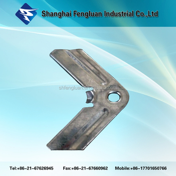 Galvanized Steel Flange Corner For Angle Joint Of Tdf Duct - Buy Flange  Corner,Duct Corner,Corner Joint Product on Alibaba com