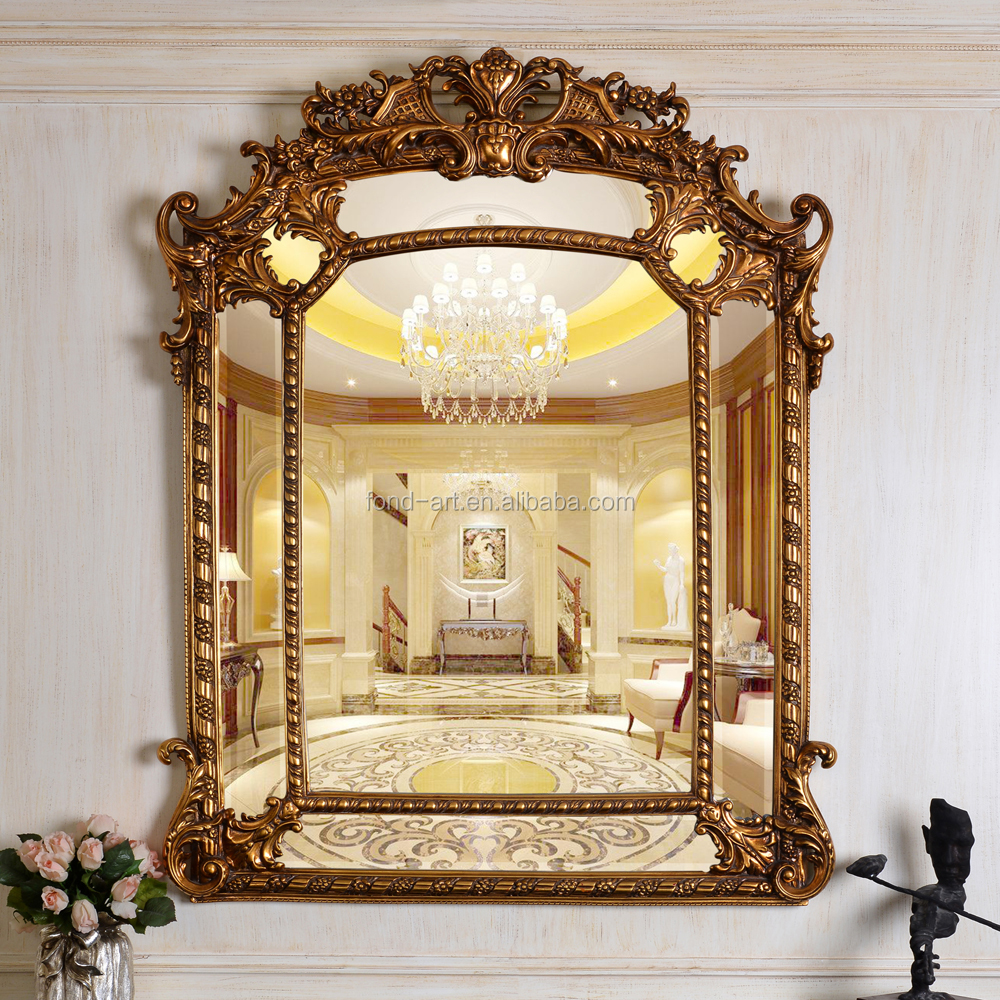 Magnificent Decorative Framed Wall Mirrors Ideas - The Wall Art ...