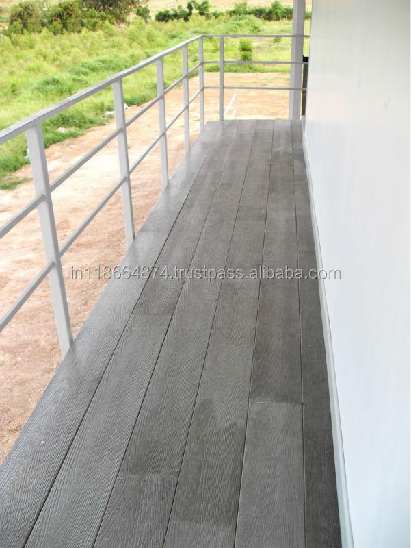 Smart Wood Decks