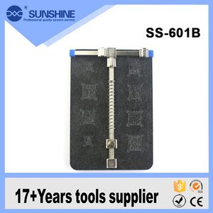 SS-601B Stainless Steel Holder Mobile Phone PCB Fixtures Repairing Circuit Boards Thicker Type Holder