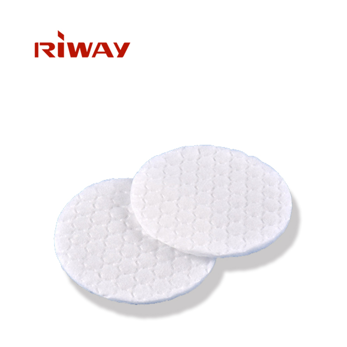 Cosmetic Cotton Pads 3 Layer Double Side Makeup Cotton Puff