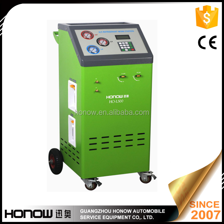 Air conditioner machine, R134a R22 gas refrigeration recycling and recharge machine