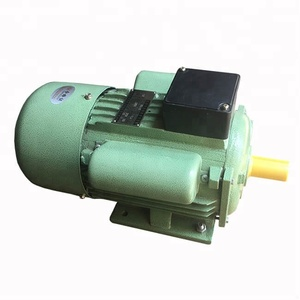 YC Series 4 Pole 1.5HP polishing electrical ac synchronous motor for water pump