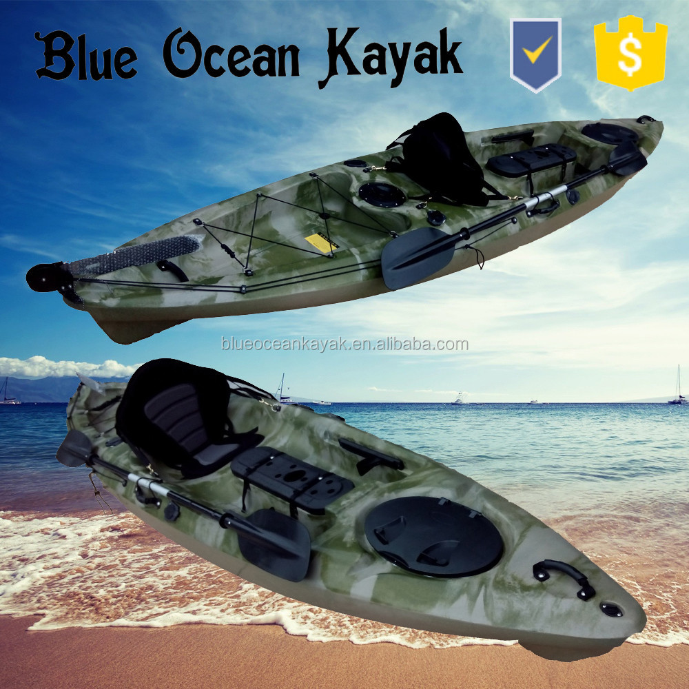 Blue Ocean 2015 hot sale canoe mold/sea canoe mold/fishing canoe mold