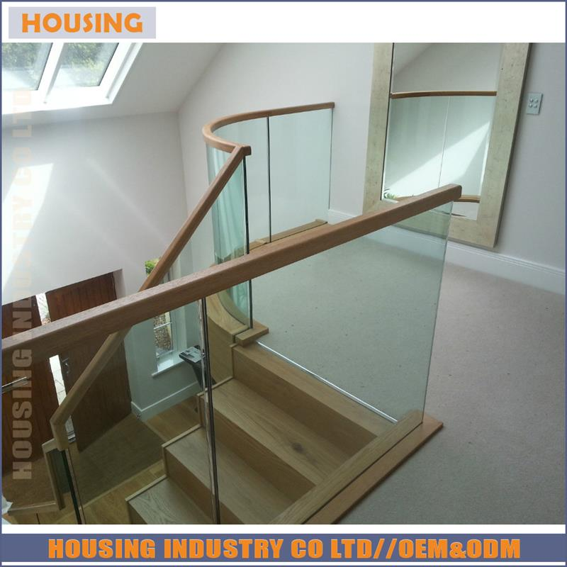 Ornamental Stair Bannister Design   Buy Indoor Glass Stair Railings,Stair  Glass Railing,Patch Fitting Railing Product On Alibaba.com