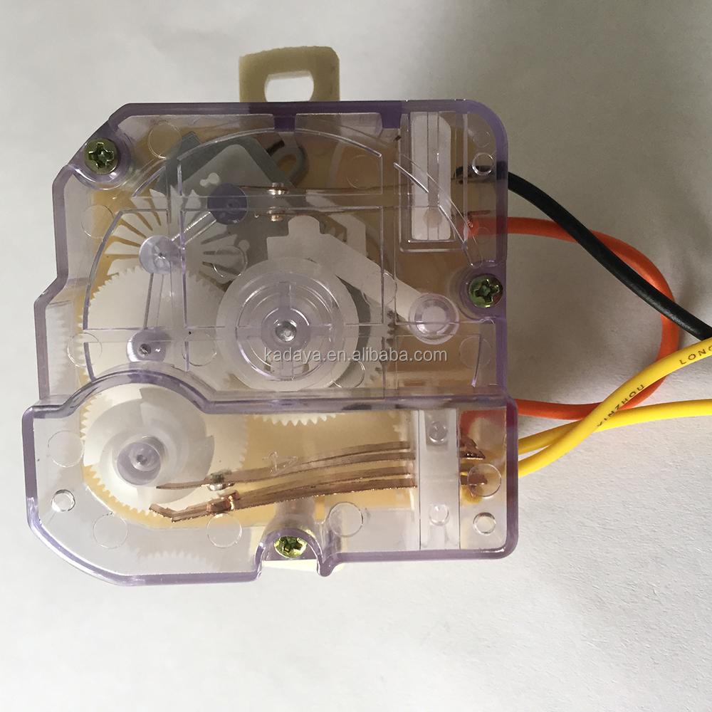 15 Minutes Washing Machine Timer 3 Wire Spin Switch Wiring