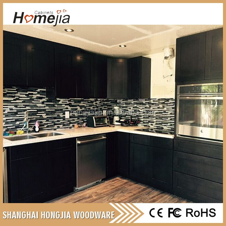 2016 New products wood kitchen cabinet / solid wood kitchen cabinet / kitchen cabinet solid wood