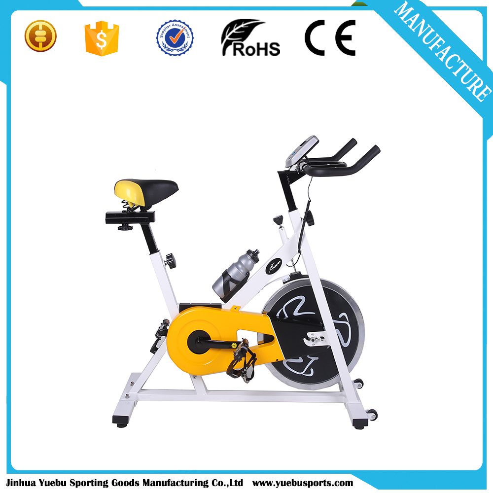 Exercise Bike Cycling Indoor Health Fitness Bicycle Stationary Exercising Yuebu Sports