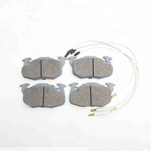 (High) 저 (온도 Resistance China Disc Brake Pad 정품 브레이크 Pad