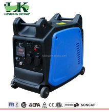 3.5KVA quiet generator for home use,cheap AC single phase inverter generator price