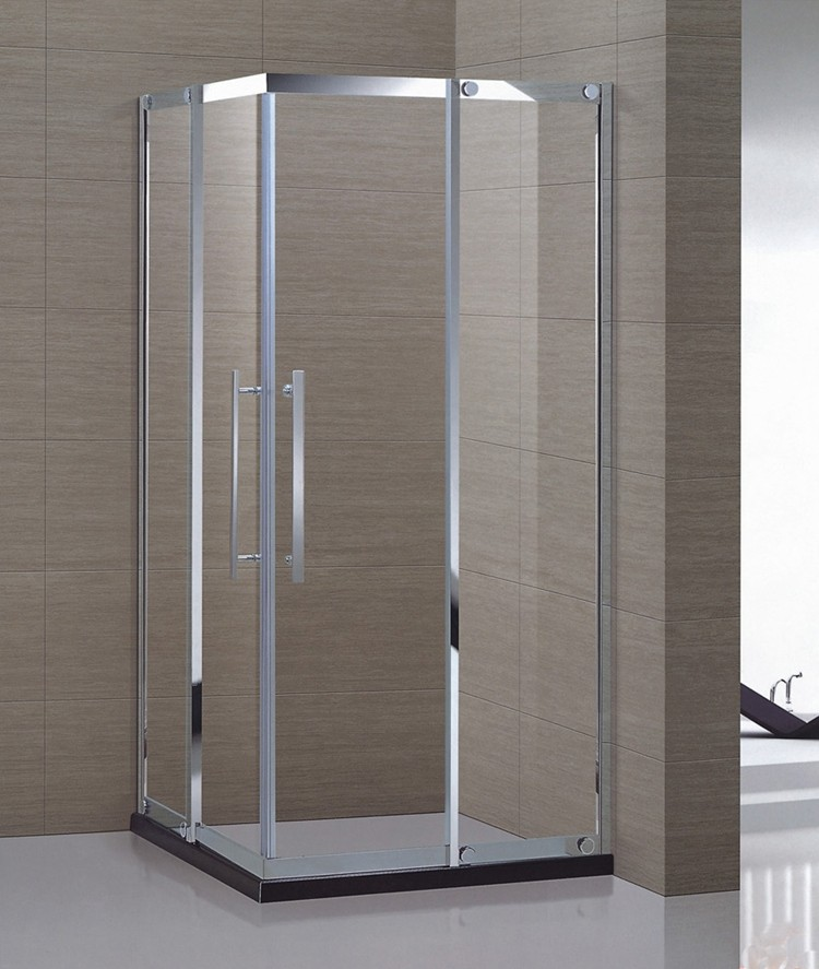 Prefab Shower Cabin/shower Box/frosted Glass Shower Enclosures - Buy ...
