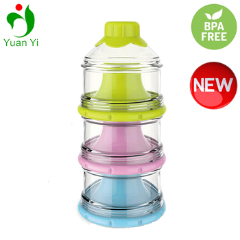 Baby Accessories 2017 Newest Individual Plastic Baby Milk Powder