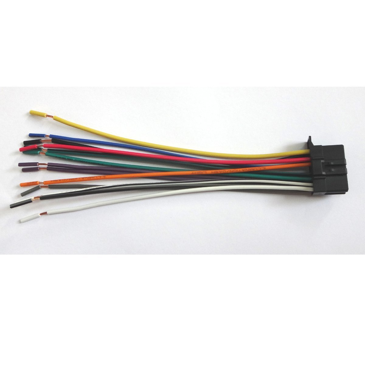 Buy Best Kits Bhpio16c Pioneer 16 Pin Radio Wire Harness In Cheap Wiring For New 16pin Into Car Audio Accessories Deh 7300bt 73bt