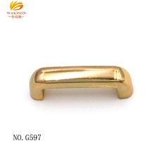 Alibaba Gold Supplier 25mm Metal Arch bridge for Bag Hardware