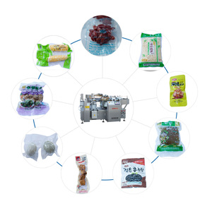 Mingbo Widely Used Automatic Rotary Vacuum Packaging Machinery Equipment