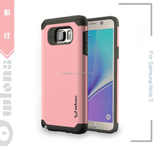 new arrival SGP armor phone case for Samsung galaxy note 5 with free samples accept paypal