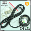 40*30mm Super Bright 7W C.REE Chip Led Car Light New Eagle Eye LED Daytime Running Light DRL Lamp Strobe Flash Lighting