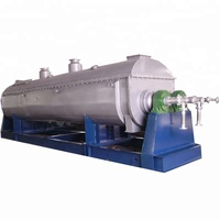 Rotary Vacuum Paddle Dryer for chemical industry