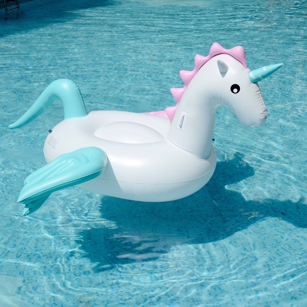 Customized New Style Colors Unicorn Pool Float Giant
