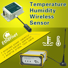 1200m Temperature Humidity Wireless Sensor co2 controller ppm gsm thermometer data logger