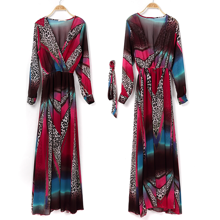 f0d7deda3b9 Bulk Wholesale Elegant Maxi Dresses Long Dress Chiffon New Style ...